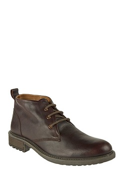 Twisted Gorilla Leather Chukka Boot