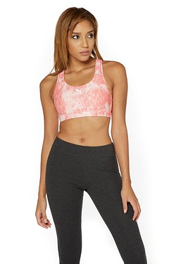 Puma Forever Graphic Crop Top