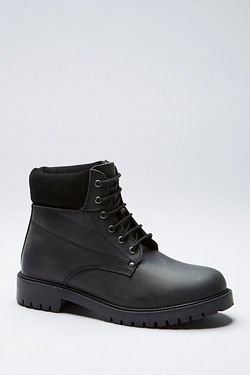 Twisted Gorilla Leather Hiker Boot