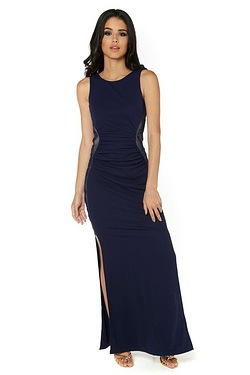 Lipsy Michelle Keegan Fishtail Maxi...