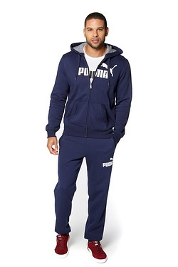 Puma Zip Through Hoody