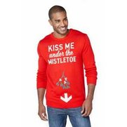 Under The Mistletoe Christmas Jumper