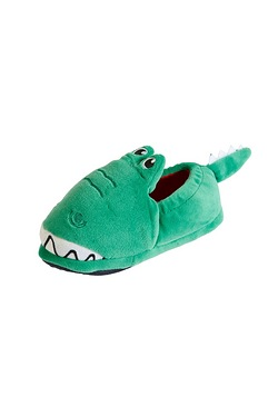 Boys Crocodile Slippers