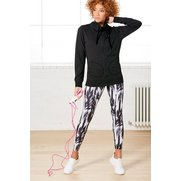 Only Play Lina High Neck Sweat Top