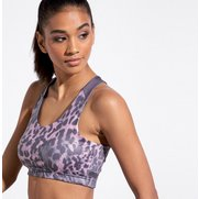 Only Play Animal Print Crop Top