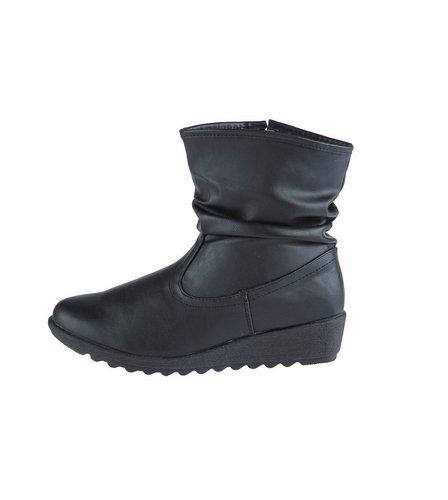 dr keller slouch wedge ankle boot studio