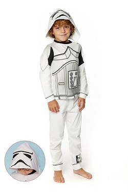 Boys Star Wars Stormtrooper Dress U...