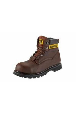 Cat Sheffield Steel Toe Cap Boot