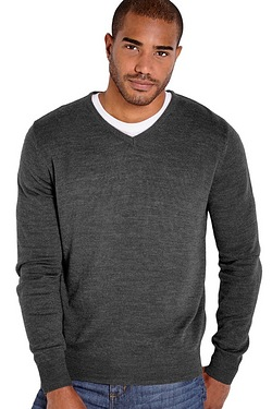 TG V-Neck Knitted Jumper