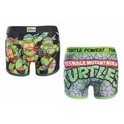 Ninja Turtles Pack Of 2 Boxers