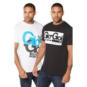Gio-Goi Pack Of 2 T-Shirts