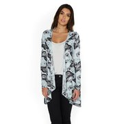Be You Waterfall Cardigan - Butterfly