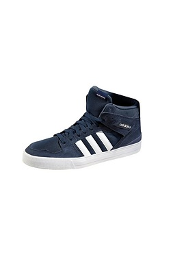 adidas Neo Hoops Vs Mid Trainer - Navy
