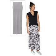 Be You Pack Of 2 Jersey Maxi Skirts