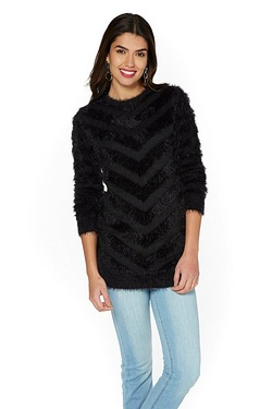 Be You Fluffy Sweater