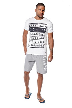 Firetrap T-shirt White