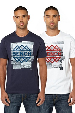 Bench Graphic 2 Pack T-Shirt