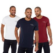 Jack & Jones Pack Of 3 T-Shirts
