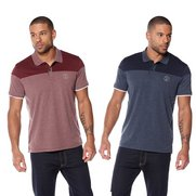 Jack & Jones Pack Of 2 Polos