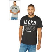 Jack & Jones Malcolm Pack Of 2 T-Sh...