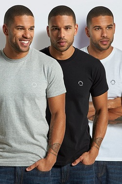 Ben Sherman Pack of 3 T-Shirts