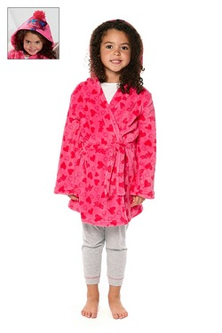 Girls Dress Up Robe - Trolls