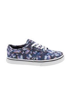 Girls Vans Atwood Low Print Trainer
