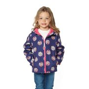 Girls Soft Shell Jacket - Frozen