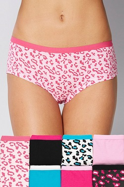 Pack Of 7 Shorts - Animal