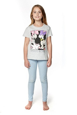 Girls Minnie Mouse Photobomb T-Shirt