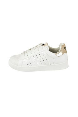 Henleys Panama Toe Cap Trainer