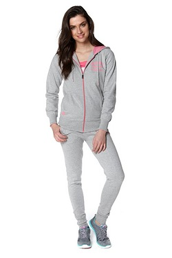 Skechers Zola Zip Through Hoody