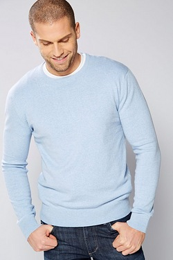 TG Crew Neck Knitted Jumper