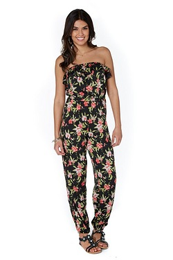 Be You Frill Jumpsuit