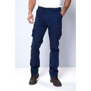 Twisted Gorilla Cargo Trouser - Navy