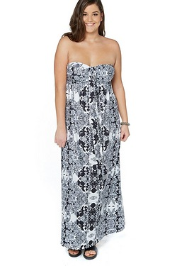 Just Me Multiway Maxi Dress