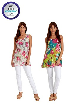 Joe Browns Reversible Top