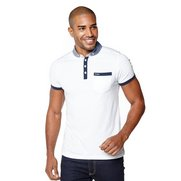 Bewley & Ritch Polo Shirt - White