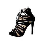 Be You Ghillie Lace Up Heel