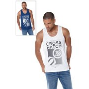 Crosshatch Pack Of 2 Vests