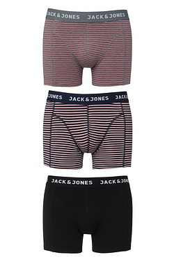 Jack & Jones 3 Pack Boxer