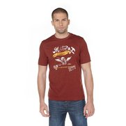 Mens Printed Motor T-Shirt