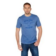 Mens Aerial Core Printed T-Shirt