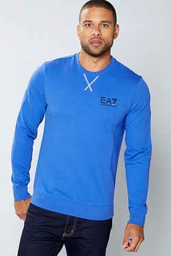 EA7 Crew Neck Sweat