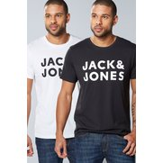 Jack And Jones Cope Pack Of 2 T-Shirts