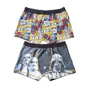Pack Of 2 Star Wars Boxers