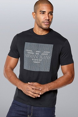Armani Jeans Faded Eagle T-Shirt