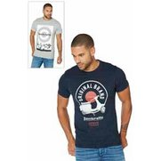 Lambretta Scotter Pack Of 2 T-Shirts