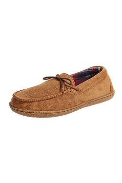 Checked Moccasin