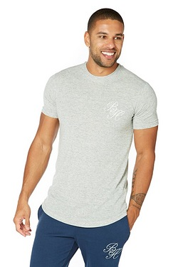 Beck & Hersey T-Shirt - Grey